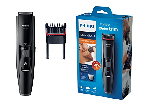 Philips BT5200 Beardtrimmer, schwarz